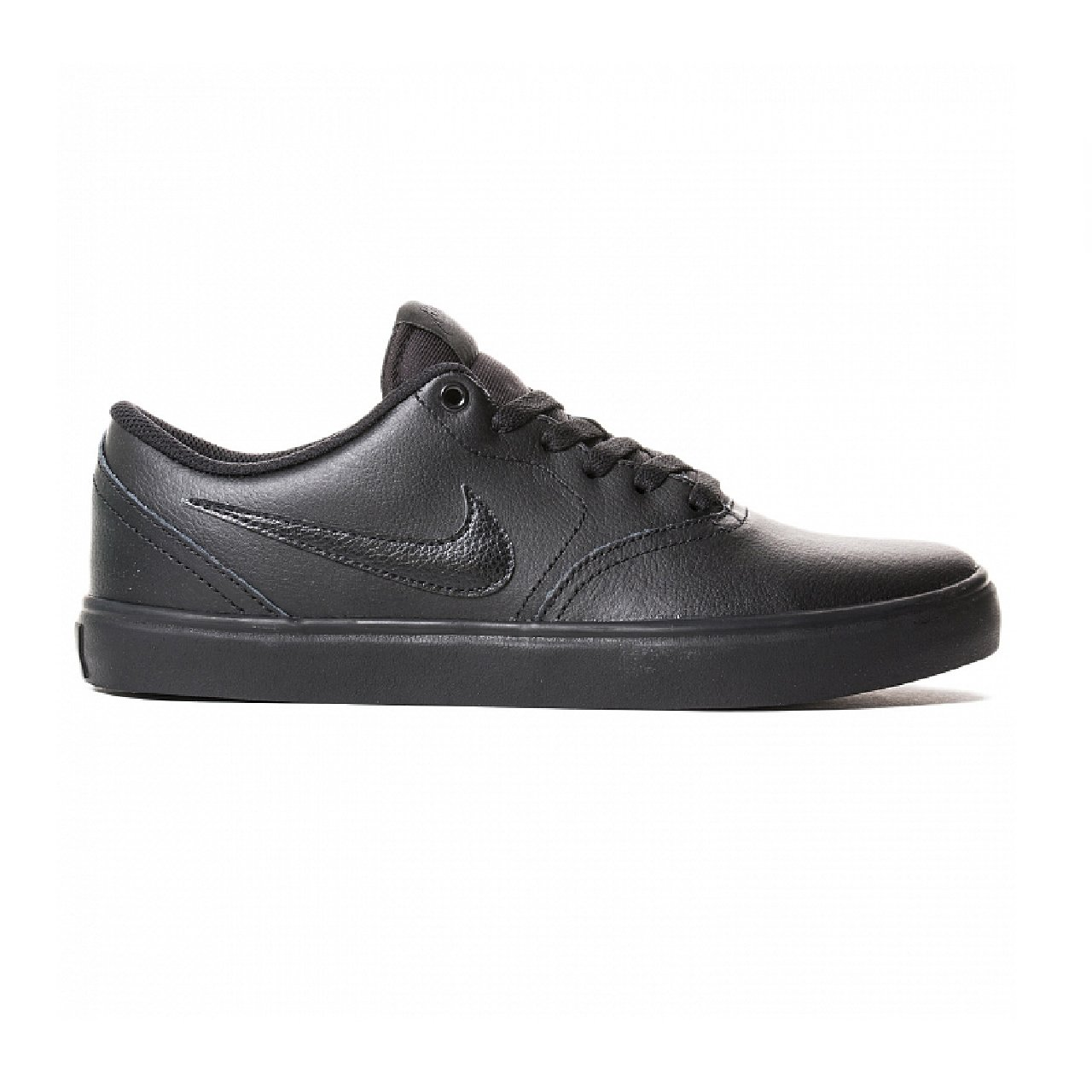Кеды NIKE Men's Nike SB Check Solarsoft Skateboarding Shoe черный