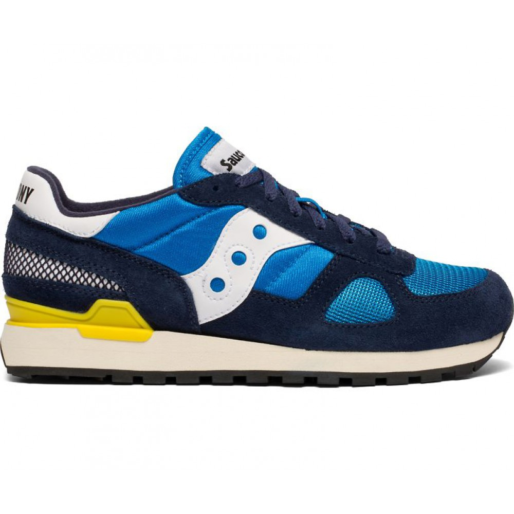 Спортивная обувь SAUCONY Shadow Original Vintage NAVY/BLUE/YELLOW